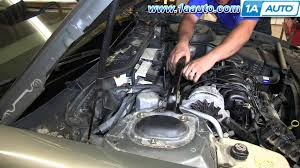 how to install replace oxygen o2 sensor 1997 99 buick lesabre premium