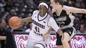 Bri Ellis Womens Basketball Missouri State
