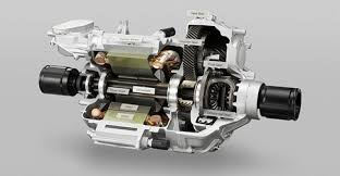 electric motor. Interesting Motor The Honda FCX Clarity A Hydrogenfuel Cellpowered Electric Vehicle Has  134HP Motor With Electric Motor O