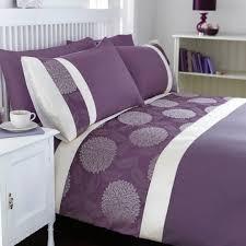 image of duvet cover purple innovation