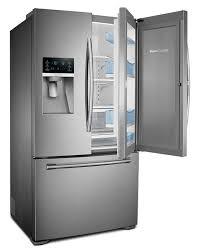 Counter Depth Refrig Samsung Stainless Steel Counter Depth French Door Refrigerator