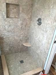 tile shower floor pan full size of shower tile shower floor drain walk in shower installation tile shower floor