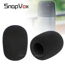 <b>Free Shipping 2PCS</b>/Lot Windshield Cover Microphone Sponge ...