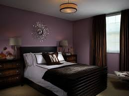 Purple Painted Bedroom Dark Purple Bedroom Colors