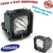 samsung lamp bp96 01472a replacement dlp tv bulb projector housing 6000h life