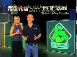 Bob s Discount Furniture supports Lil Iguana