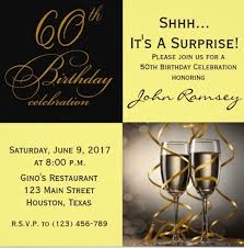 60 birthday invitations free 60th birthday invitations templates 60th birthday invitation