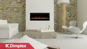 how to install a linear electric fireplace dimplex