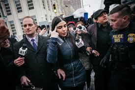 Mulher de El Chapo detida nos Estados Unidos - Atualidade - SAPO 24