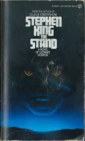 it could have been m s lot but i do have very memories of reading the stand when i was about 10 or 11 all the older kids were reading it