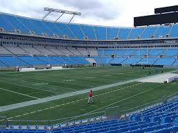 American Legion Memorial Stadium Charlotte Seating Chart Bank Of America Stadium Tickets Carolina Panthers Home Games
