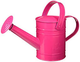 childrens gardening tools. Twigz Childrens Gardening Tools 0828 Watering Can (Pink)