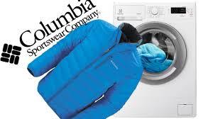 Как стирать <b>куртку</b> Коламбия - YouTube