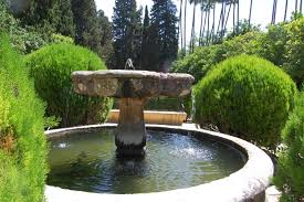 garden com. Plain Garden Central Fountain Poetu0027s Garden In Com A