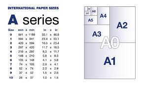 a4 paper size in inches paper sizing