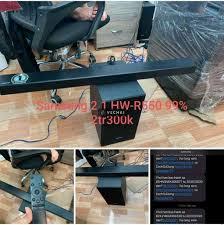 Thanh lý bộ loa thanh Samsung 2.1 HW-R550 tbay - vechai.org