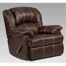 most comfortable chair for living room. Roundhill Furniture Brandan Bonded Leather Dual Rocker Recliner Chair,  Oversize, Brown Most Comfortable Chair For Living Room F