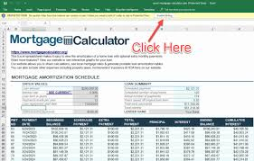 Home Loan Calculator Xls Home Loan Spreadsheet Then Download Microsoft Excel Mortgage