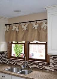 amazing design ideas kitchen valances for windows
