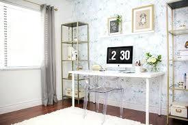 inspiring office decor. Awesome Office Interior Brings Coziness And Elegant Look: Home Decor Uk Inspiring Ideas Photos