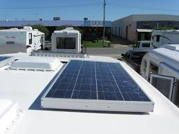 how to install rv solar panels for electricity on the road rv solar panels by serendigity jpg