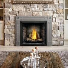 direct vent fireplace woodland insert for gas cost