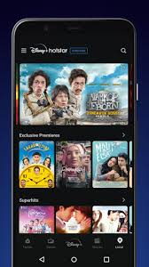 Endless entertainment from disney, pixar, marvel, star wars, and national geographic. Disney Hotstar Apps On Google Play