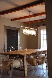 contemporary modern rustic dining jane judy