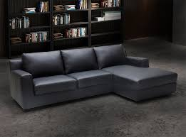 Simple Leather Sectional Sofa Bed Sofabed By Furniture Larger Image To Innovation Ideas