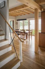 Contemporary home office angela todd Blogs 119062 The Stairway Was Built By Woodhull Of Maine Angela Todd Studios Practical Magic Maine Home Design