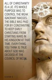 Constantine Quotes About Christianity Best of 24 Best HISTORY BIBLE Images On Pinterest Anti Religion Atheism