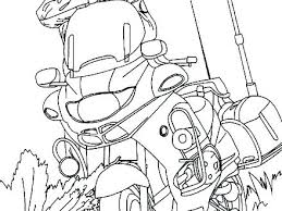 Police Coloring Pages To Print Police Coloring Pages Printable