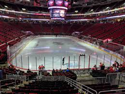 Pnc Arena Section 303 Row K Seat 19 Carolina Hurricanes