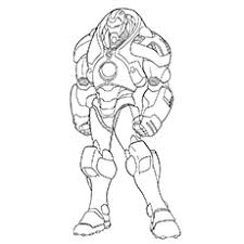 Free printable iron man coloring pages. Top 20 Free Printable Iron Man Coloring Pages Online