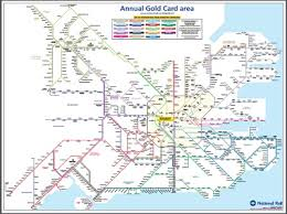 what is the annual gold card area