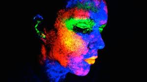 black light party makeup blacklight uv makeup tutorial you
