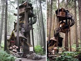 tree house plans for adults. Kids Tree Houses | House Designs, Fantasy Forest Straight Out Of Plans For Adults