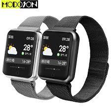 MODOSON Thông Minh Đồng Hồ Bluetooth Smartwatch P68 cho apple iphone 6 7 8 X  XS MAX XR samsung cho huawei xiaomi ban nhạc thông minh iwo đồng hồ|Đồng hồ  thông minh