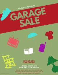 Garage Sale Flyers Free Templates Customize 530 Garage Sale Flyer Templates Postermywall