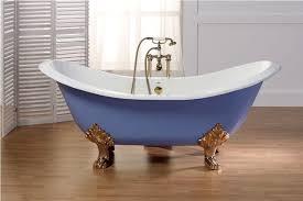 cast iron bathtub weight