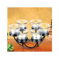 Decorative Candle Holders Koleimports Decorative Circular Candle Holder Set Reviews Wayfair