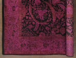 classy over dyed rug rugsville plum wool overdyed 12252 co uk australium dubai canada nz