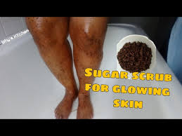 I've been using this mixture for about 2 months now and am in love, i use it once a week and it's been th. How To Get Instantly Glowing Skin Best Exfoliating Coffee Scrub Youtube