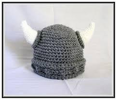 Crochet Viking Hat Pattern Free