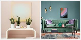 Latest Colours For Interior Design Color Trends 2019 Most Stylish Interior Paint Decor Colors