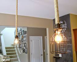 office hanging lights. 8 Original Industrial Pendant Lights You Can Craft Yourself Light Diy. Office Space Designs. Hanging