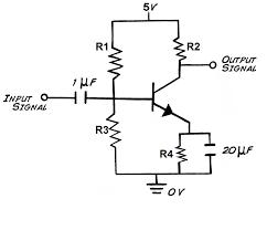 Ce Amplifier Design Values How To Choose Resistors Value For Common Emitter Amplifier