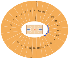 Illinois Basketball Seating Chart Carver Hawkeye Arena Seating Chart Iowa City