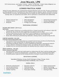 Lpn Resume New Lvn Resume Examples 28 Lpn Resume Example Resume