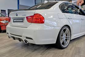 LCI E90 335i with BMW Performance Parts